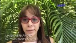 "Iliana Hernández: ""Si hay que retomar la huelga la retomaremos"""