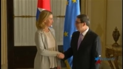 Cuba y la Unión Europea firman acuerdo para normalizar relaciones