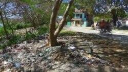 SOS por el río Guaso en Guantánamo