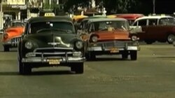 Disminución de transporte público en las provincias del interior de Cuba