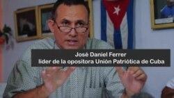El caso judicial contra José Daniel Ferrer