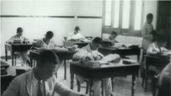 La gloria educacional de Cuba antes de 1959