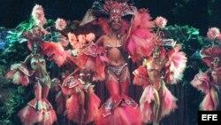 Imagen de archivo del cabaret habanero Tropicana, uno de los casinos cubanos antes de 1959.