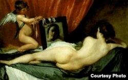 """Venus del espejo"", Diego Velázquez (1599-1660)"