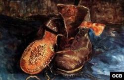 """Zapatos"", Vicent Van Gogh"