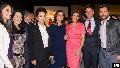 Primera Dama China En La Novela De William Levy