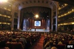 El Gran Teatro de La Habana. Archivo.