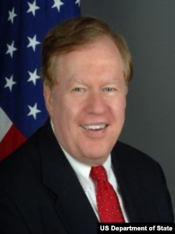 Robert King, enviado especial a Corea del Norte