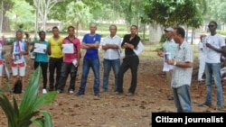 Detienen a decenas de activistas en Cuba