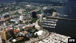 Los autores del fraude operaban en la ciudad de West Palm Beach, en el sur de Florida.