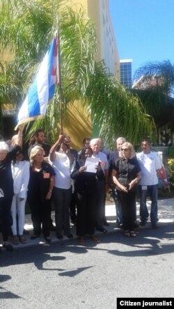 Cubanos en Puerto Rico Foto Pedro Corzo