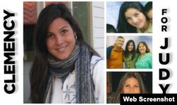 Petición de clemencia para Judith publicada en change.org