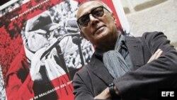 El laureado cineasta iraní Abbas Kiarostami. EFE
