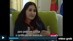 La embajadora de Cuba en Portugal justifica el salario de los médicos cubanos.