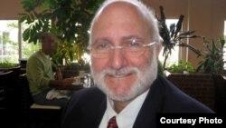 Alan Gross, antes de ser encarcelado en Cuba