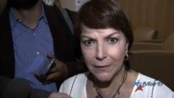 Esposas de líderes opositores denuncian violaciones de DDHH en Venezuela