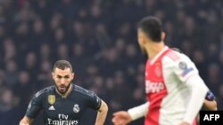 El Real Madrid derrotó al Ajax Amsterdam