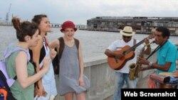La iniciativa Global Pathways Cuba permitía a estadounidenses interactuar con los cubanos y conocer la cultura de la isla.