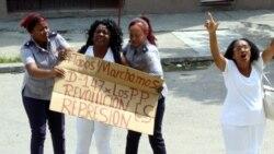 Mujeres subvierten la represión en Cuba