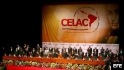 La primera Cumbre CELAC-Unión Europea tendrá efecto los días 26 y 27 de enero, en Santiago de Chile.