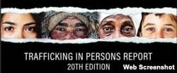 Reporte 2020 del Departamento de Estado de EEUU sobre el tráfico humano.