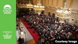 Praga Conferencia 2000