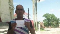 Enjuician y llevan a la cárcel el activista Luis Enrique Santos Caballero