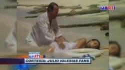 Julio Iglesias, Blondie y la música cubana