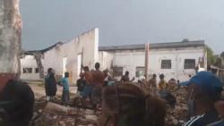 Tornado en Palma Soriano deja varias viviendas sin techo