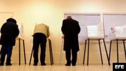 Foto de archivo. Elecciones en Illinois.