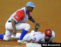 Cuba elimina a República Dominicana en la Serie del Caribe.
