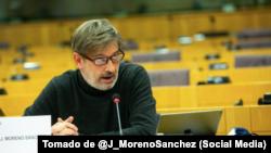 Javier Moreno, Presidente de la Delegación Socialista Española en el Parlamento Europeo.