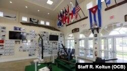 El museo de la Brigada 2506