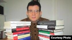 Amir Valle, escritor cubano radicado en Berlín.