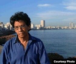El periodista Reinaldo Escobar, jefe de redacción de la revista digital, 14ymedio