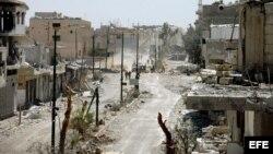 Confirma Reino Unido uso de armas químicas en Siria