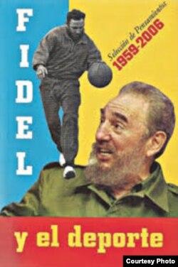 Fidel y el deporte, otro libro en Cuba.