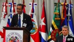 EEUU manifestó preocupación por labor de ejecutivo de la OEA