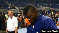 Entrevista exclusiva con el astro cubano de la pelota Yasiel Puig