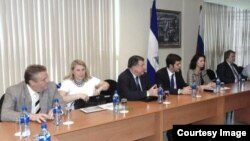 Delegación de Duma rusa en Nicaragua