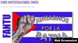 Logo de FANTU.