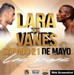 Lara vs. Vanes