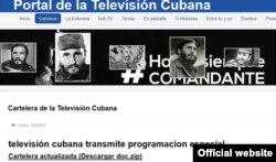 Programación especial atiborra a los cubanos de materiales sobre Fidel Castro.