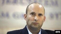 Ministro de Economía de Israel, Naftali Bennett