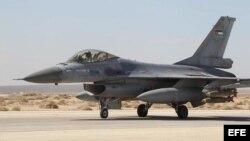 AVIONES JORDANOS BOMBARDEAN BLANCOS DEL GRUPO ESTADO ISLÁMICO EN SIRIA