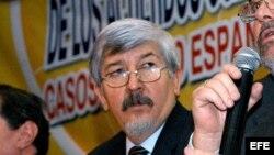 El director de la división de Comercio Internacional e Integración de la Comisión Económica para América Latina y el Caribe (CEPAL), Osvaldo Rosales
