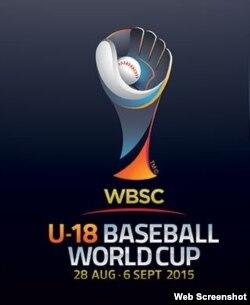 Copa Mundial de Béisbol WBSC Sub 18.
