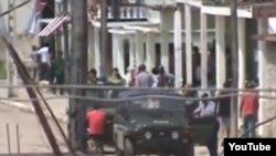 Reporta Cuba - Vigilancia policial. Matanzas