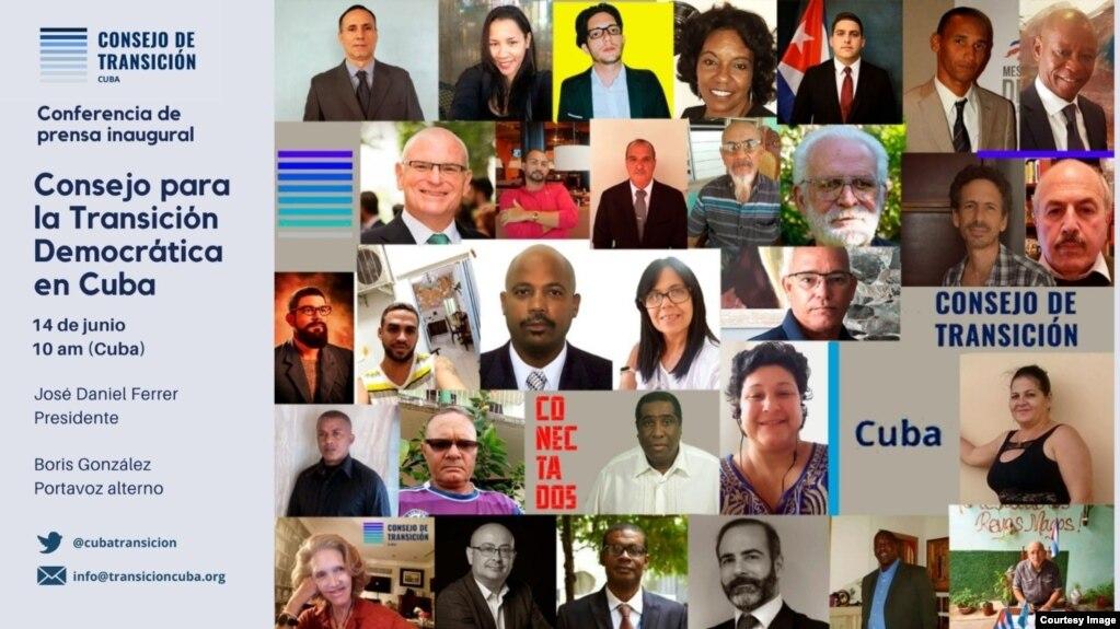 Consejo para la Transición Democrática en Cuba.