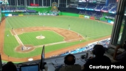 Al Duro-Marlins Stadium